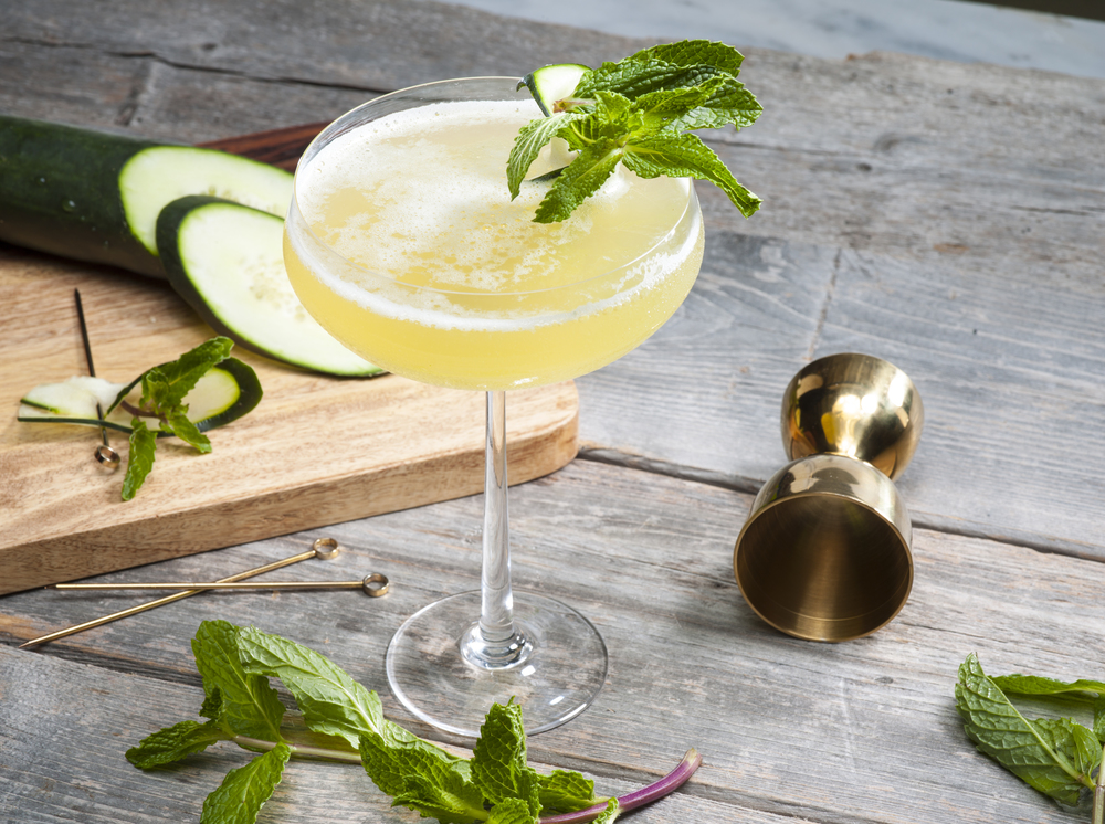 summer garden cocktail recipe saloonbox cocktail kit