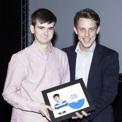Ben, 2015 Innovation Award Winner