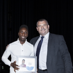 Wesley, 2015 Drive Award Winner