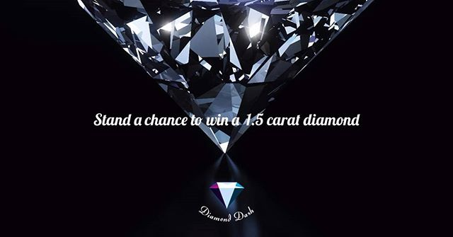 THE WAIT IS OVER! SIGN UP NOW! www.diamonddash.sg Join the Dash for Diamond @klapsons, The Boutique Hotel this 12th & 13th March and stand a chance to win a 1.5 carat Diamond (worth approx. $20,000) for the couple's lucky draw or a 0.8 carat Diamond (worth approx. $8000) for being the fastest individual in the male or female category. The first ever vertical challenge with eye catching prizes to be won. Diamond dash is an event which brings singles and couples together to test their limits as they dash up the steps! Registration is now open log on to http://www.diamonddash.sg/ to sign up today! EVENT DETAILS : Date: 12th, 13th March 2016 (Singles on 1st day Couples on 2nd day) Time: 9am - 6pm Venue: klapsons, The Boutique Hotel Log on to http://www.diamonddash.sg/ to sign up now! #‪#‎diamonddashsg‬ ‪#‎ddklapsons‬ ‪#‎ascendwithlove‬