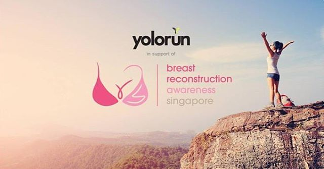 [[ YOLO RUN 2016 x BRAS ]] Free yourselves and run shirtless for a good cause! This year X-Change Republic has partnered with Breast Reconstruction Awareness Singapore (BRAS), a non-profit organization, to create a better and wider understanding of reconstruction choices and resources for all women out there. For every participant that runs shirtless on the race day, X-Change Republic Pte Ltd will donate a sports bra to BRAS. Register now at: http://www.yolorun.com [ Event Details ] Date: 22 October 2016 Time: 8 am - 12 pm  Venue: Gardens by the Bay, Bay East Garden Categories: 5KM & 10KM ‪#‎yolorunsg‬