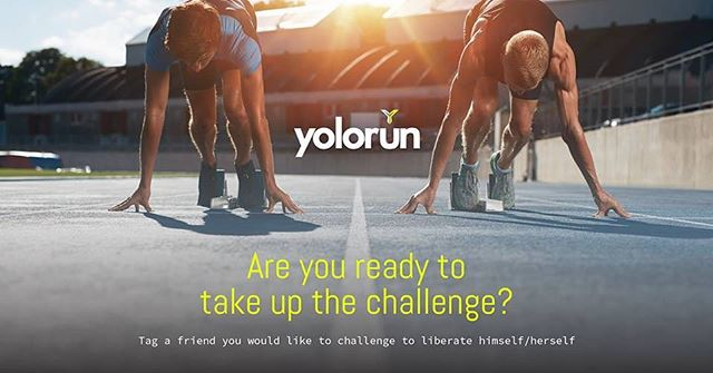 Facebook Giveaway; [[ Are you ready to take up the challenge?]] 1. Tag a friend you would like to challenge to liberate himself/herself. #runshirtless 2. Comment below & Tell us why you would like to challenge him/her.  A pair of complimentary YOLO Run 2016 tickets would be awarded to the top two entries with the most number of likes! Contest ends on 20 June 2016, 23:59 hrs.  Let's celebrate individuality, diversity and the courage to live a life with a pinch of excitement! #yolorunsg  Head down to this Facebook post to participate in this contest;  https://www.facebook.com/yolorunsg/photos/a.880904828650854.1073741828.876877329053604/1064586053616063/?type=3&theater