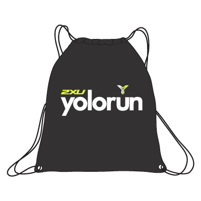 Drawstring Bag (Back)