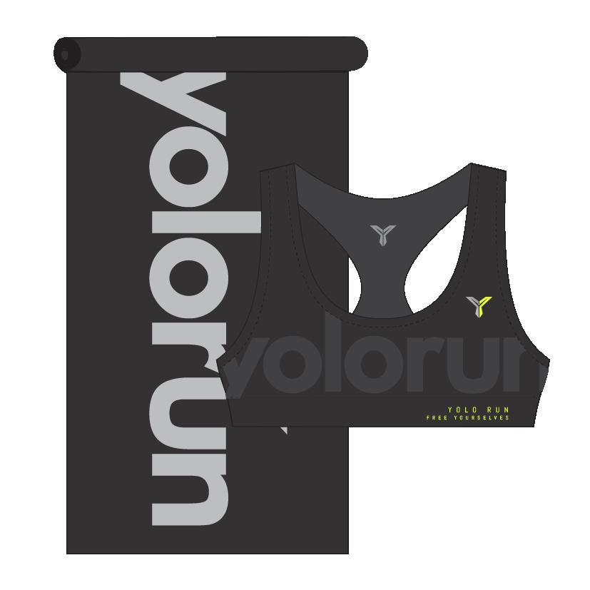 Sports Bra + Yoga Mat RM119