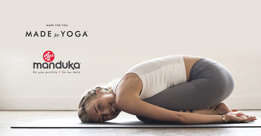 Manduka is a company founded on the simple idea that a better yoga mat can make a world of difference. Manduka celebrates the spirit and wisdom of the yoga teachers and yoga students who help make us the world's most inspired yoga accessories company.