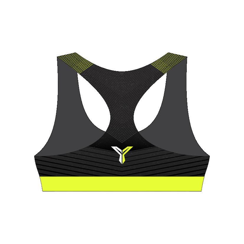 YOLO Sports Bra (Back)