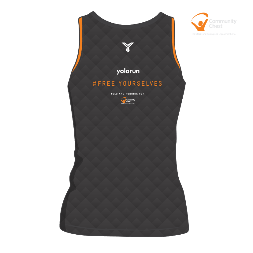 SGD$14.90 Beneficiary Women Singlet (Back)