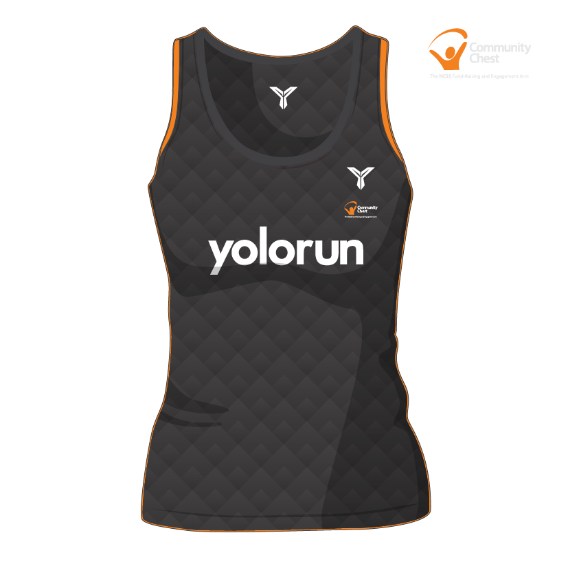 SGD$14.90 Beneficiary Women Singlet (Front)
