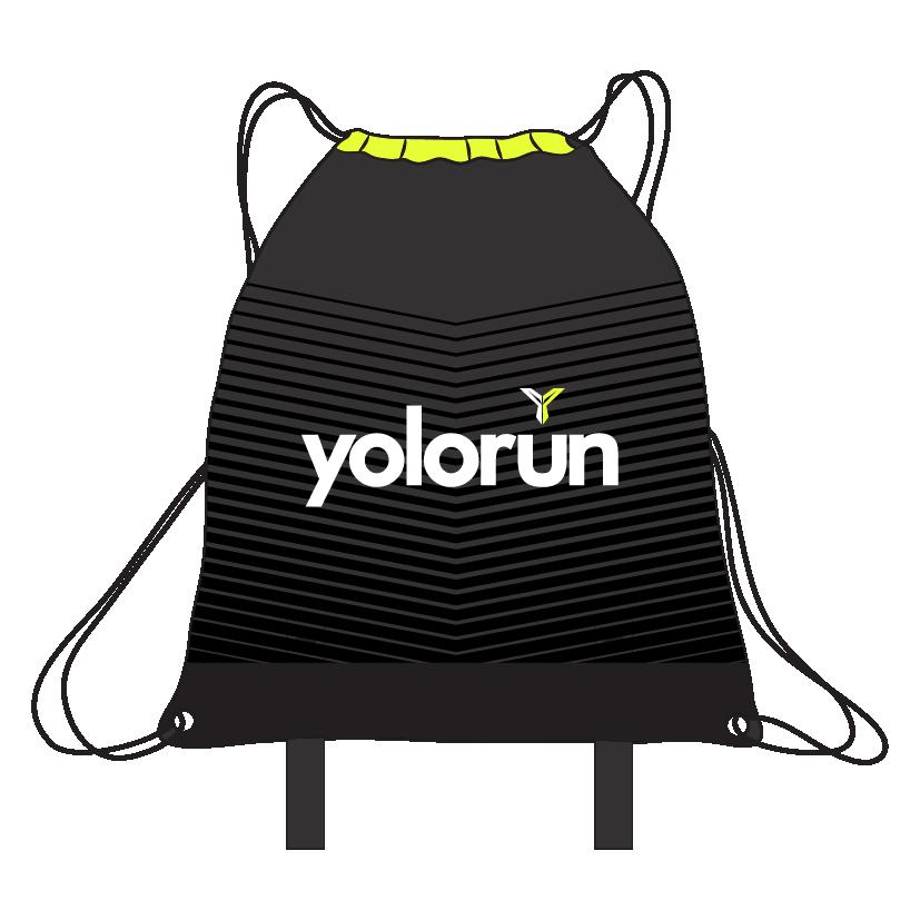 กระเป๋า YOLO Run (ด้านหน้า)