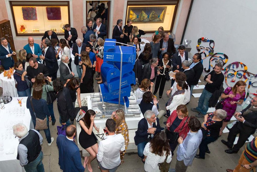 cipre_artiste_sculpteur_exposition_bel_air_fine_art_venise_2016_opening_gallery_art_double_sangle_people.jpg