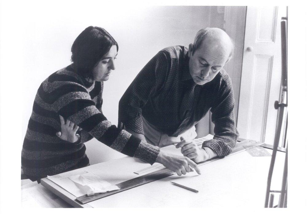 Alison & Peter Smithson