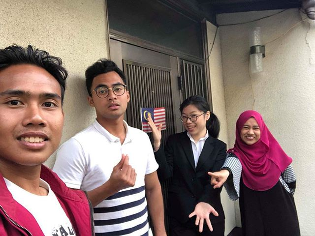 Out with the old, in with the new.  We are here to update you all about new manager of the house for 18/19 have already moved in to the house since 31st of March! . . So, WELCOME our new manager of the house! From the left- Syafiq Hensem and Budi Oppa! 👏👏 Check out the link in bio for more information! . . Thank you for those who supports RPM-Tokyo during 2017-2018! We hope that you'll keep supporting RPM-Tokyo in the future! .❤️ #IzzatiandJacsaybyeandthankyoutoyouall