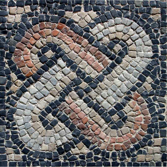 new roman mosaics course with hammer and hardie monday and