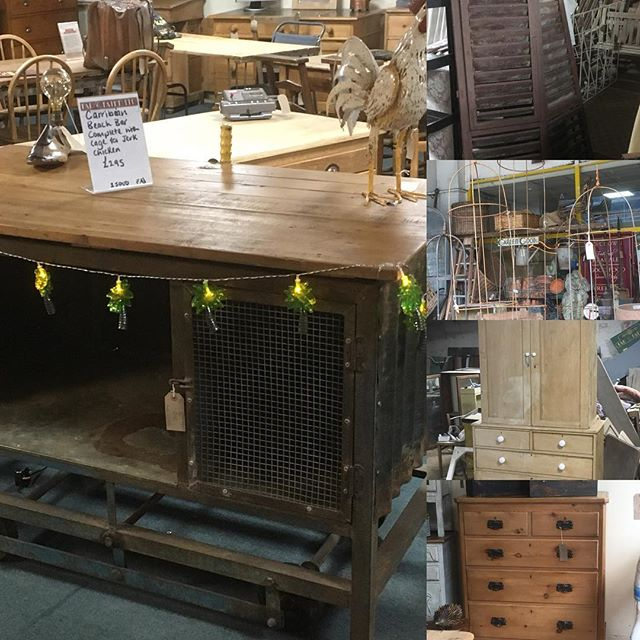 More Cool items in store including a Carribean Beach Bar complete with a cage to keep the Jerk Chicken! #mancave #vintage #pine #fleamarket #gloucester #upcycling