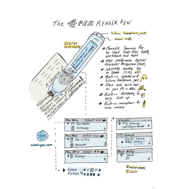 the c pen reader packs a lot of features in a small package c pen