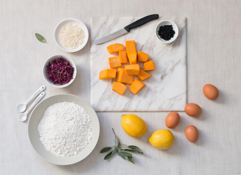 PREPARING INCREDIBLY DELICIOUS GLUTEN-FREE PUMPKIN & SAGE PIEROGI
