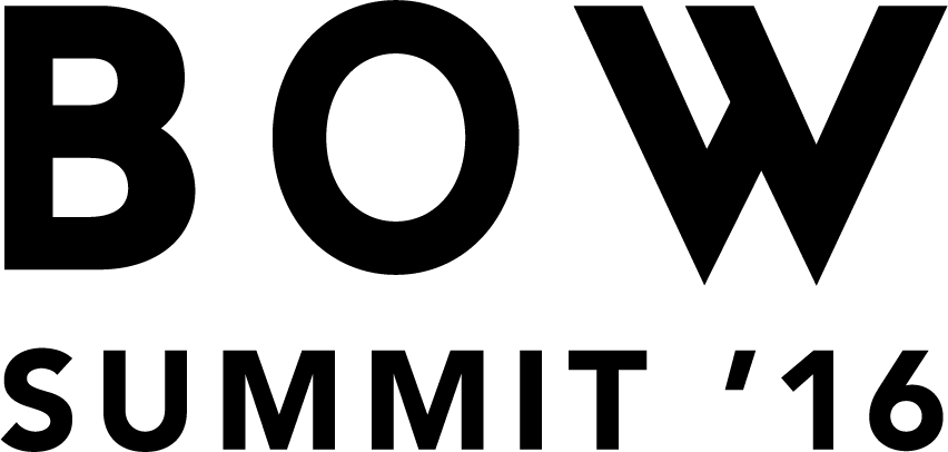 BOW SUMMIT '16