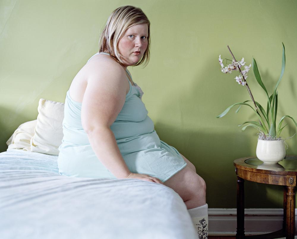 Foto: Jen Davis - I interviewet KÆRLIGHEDSHUNGER, fortæller hun åbenhjertigt om sin egen identitet med overvægt, skyld og skam.