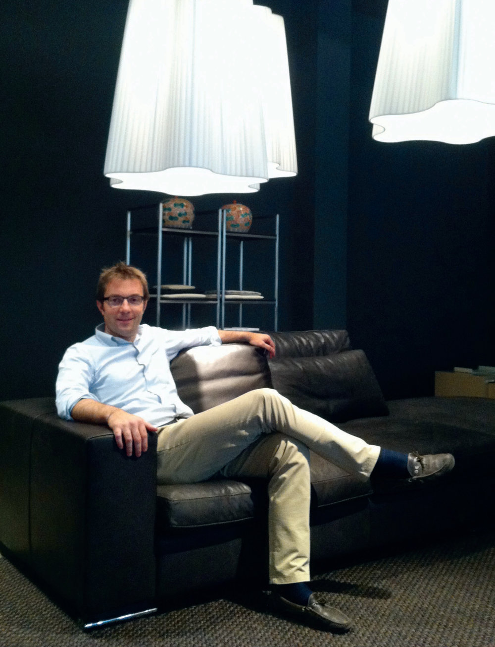 Luca Marelli, CEO