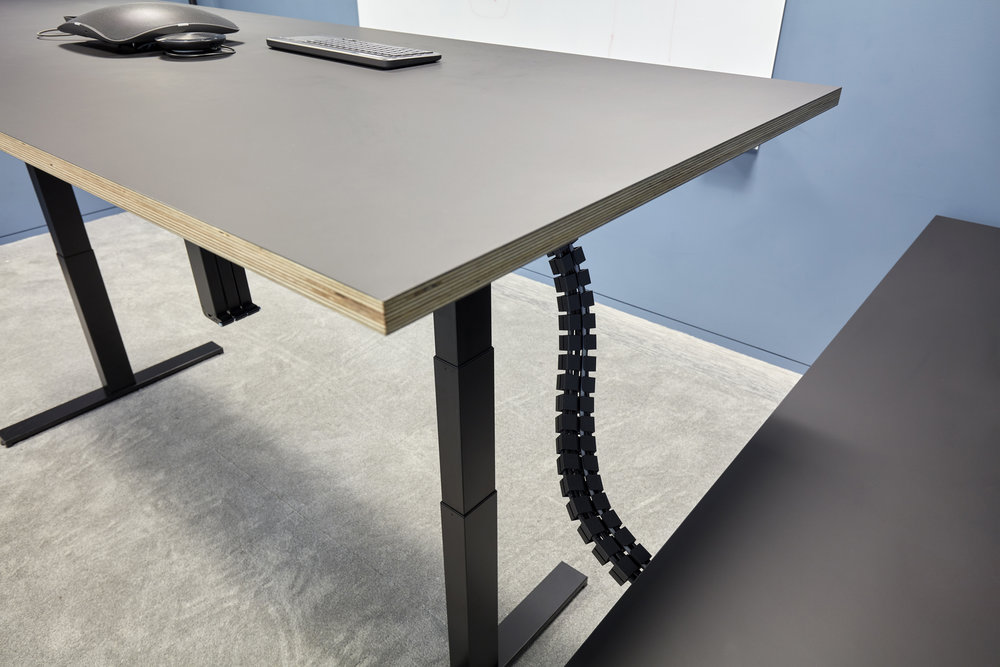 TASK desk with FENIX top