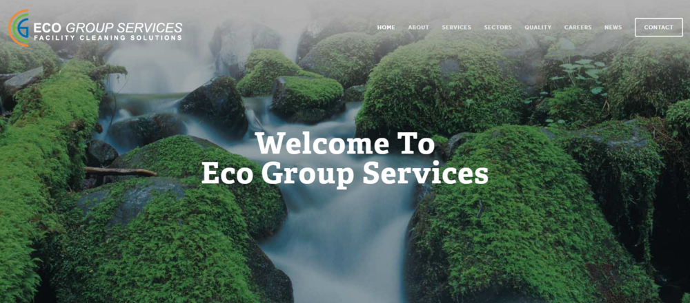Eco Group New Website