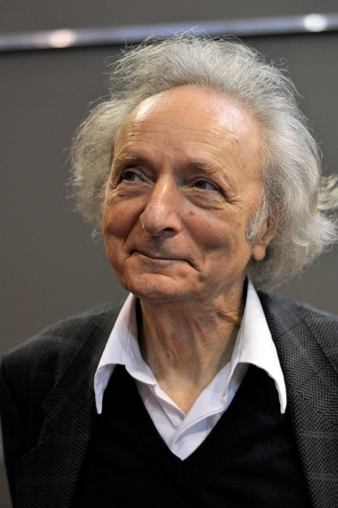 Theodore Zeldin, creator of the Oxford Muse Foundation  and Nottingham Muse