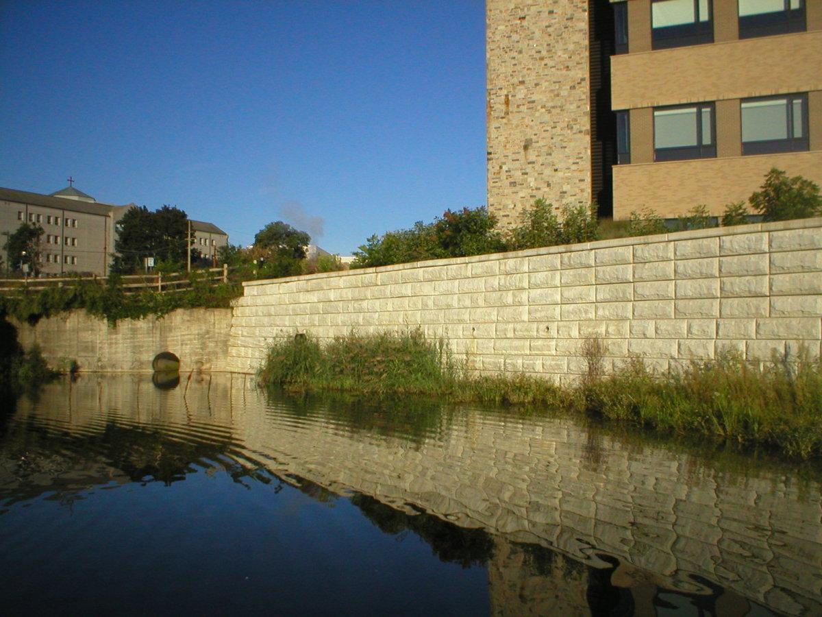 Retaining Walls — Garden State Precast
