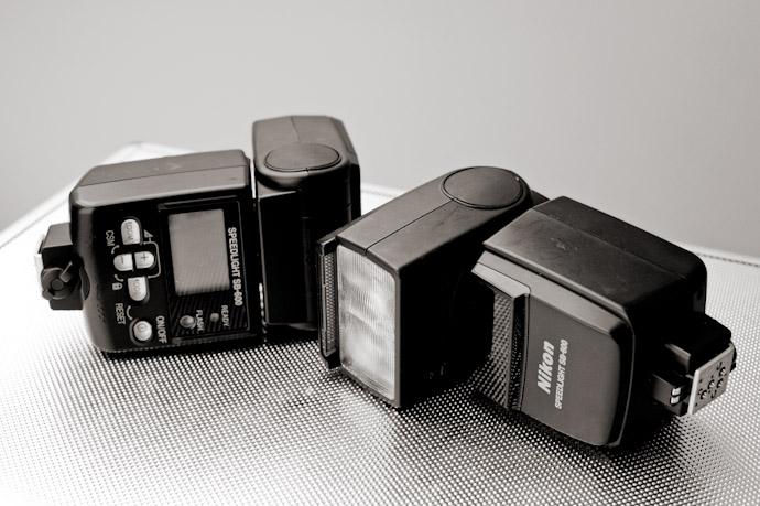 Nikon Speedlight SB600 x2