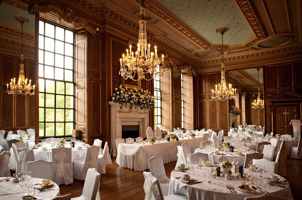 Unique wedding venues London  Morden Hall