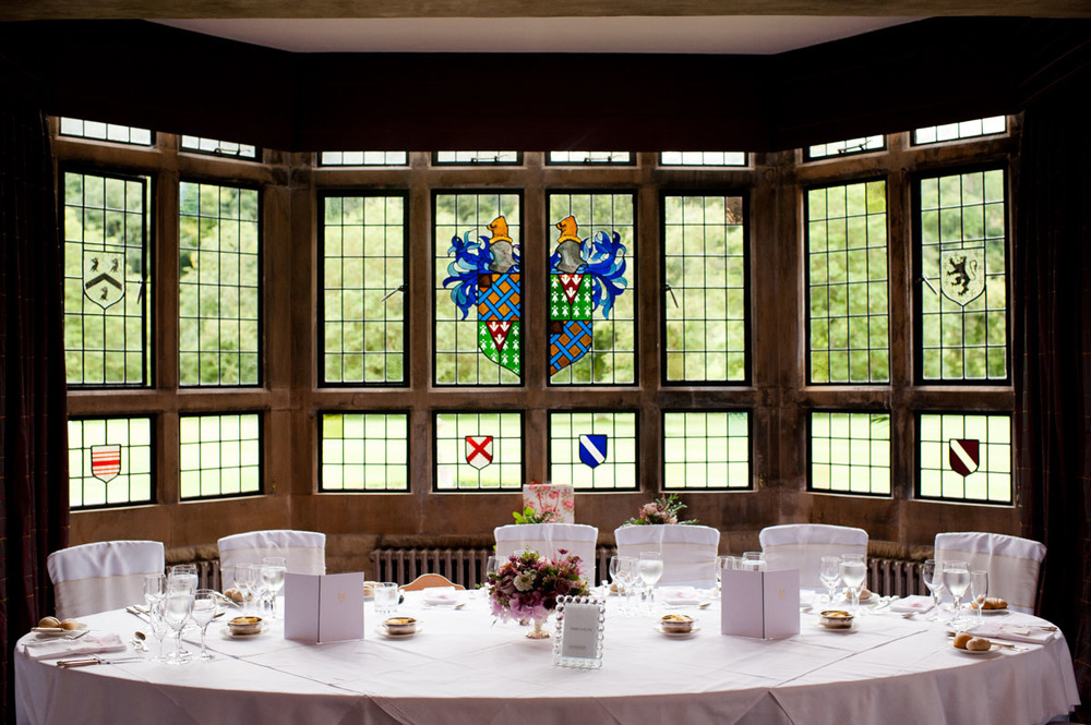 Castle combe hotel wedding
