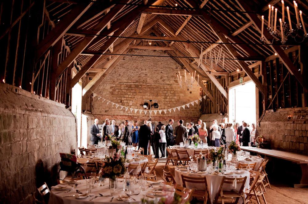 Wedding Photography At Wick Bottom Barn