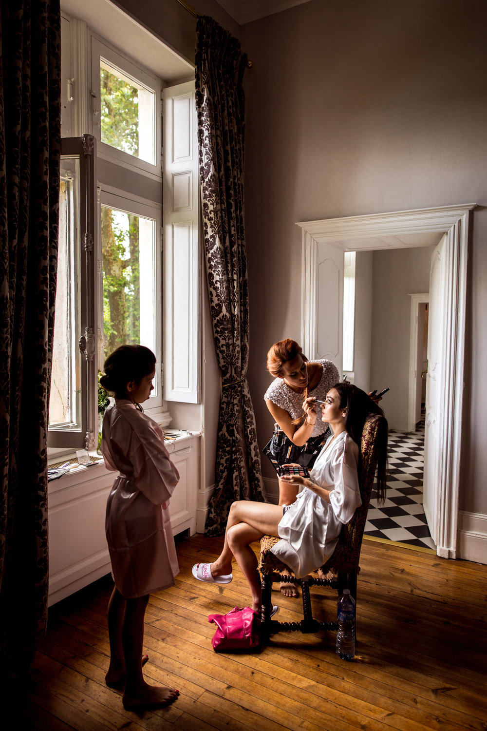 Uk Wedding photographers working at chateau de lisse in gascony 008.jpg