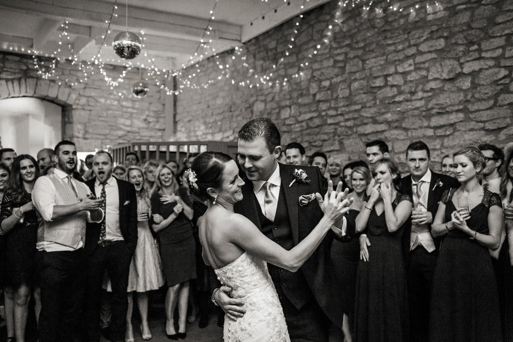 first dance at brympton
