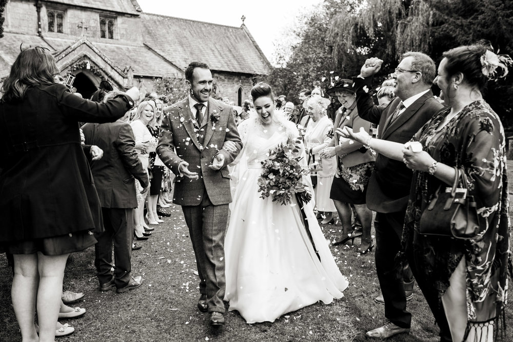 Wedding Photograph in Caunton