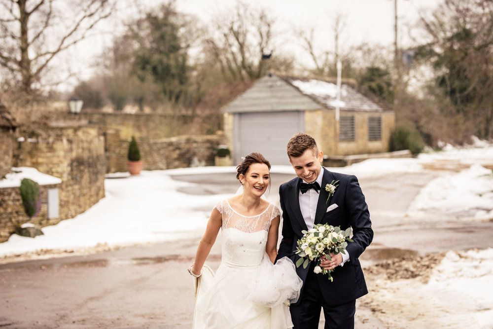 Winkworth Farm Wedding bride and groom photo