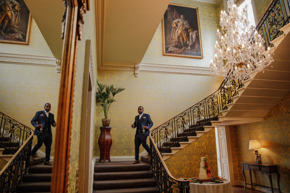 Hedsor House and Park Wedding Photo