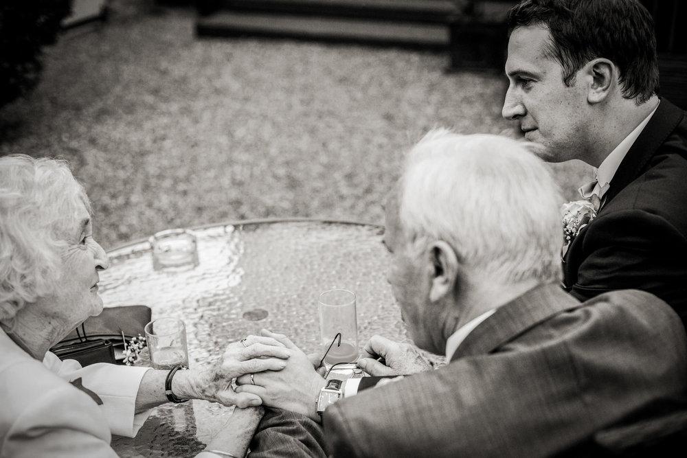norwood park documentary wedding photo