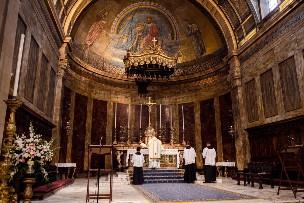 The Oratory of Saint Phillip Neri Birmingham Wedding Photography 010.jpg