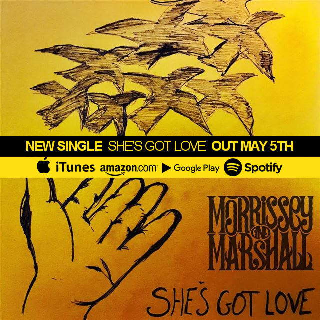 She's Got Love out May 5th