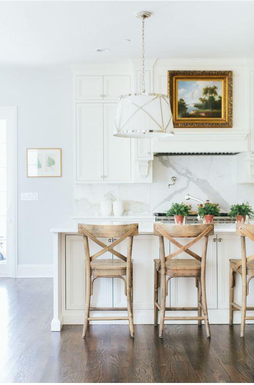 White Kitchen Stools Sydney