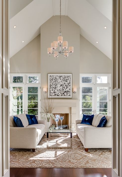 Earth Tone Living Room Paint