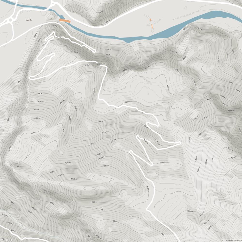 Col de Romme 1296m