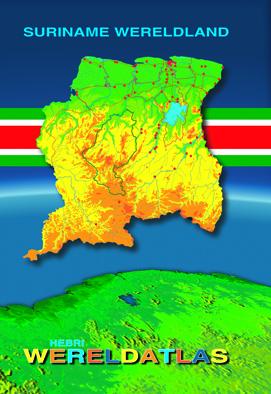 Suriname Wereldland