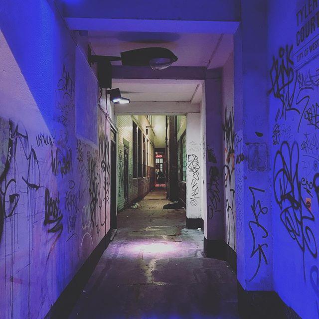 Ahhh Soho. #london #grime #dark #streets
