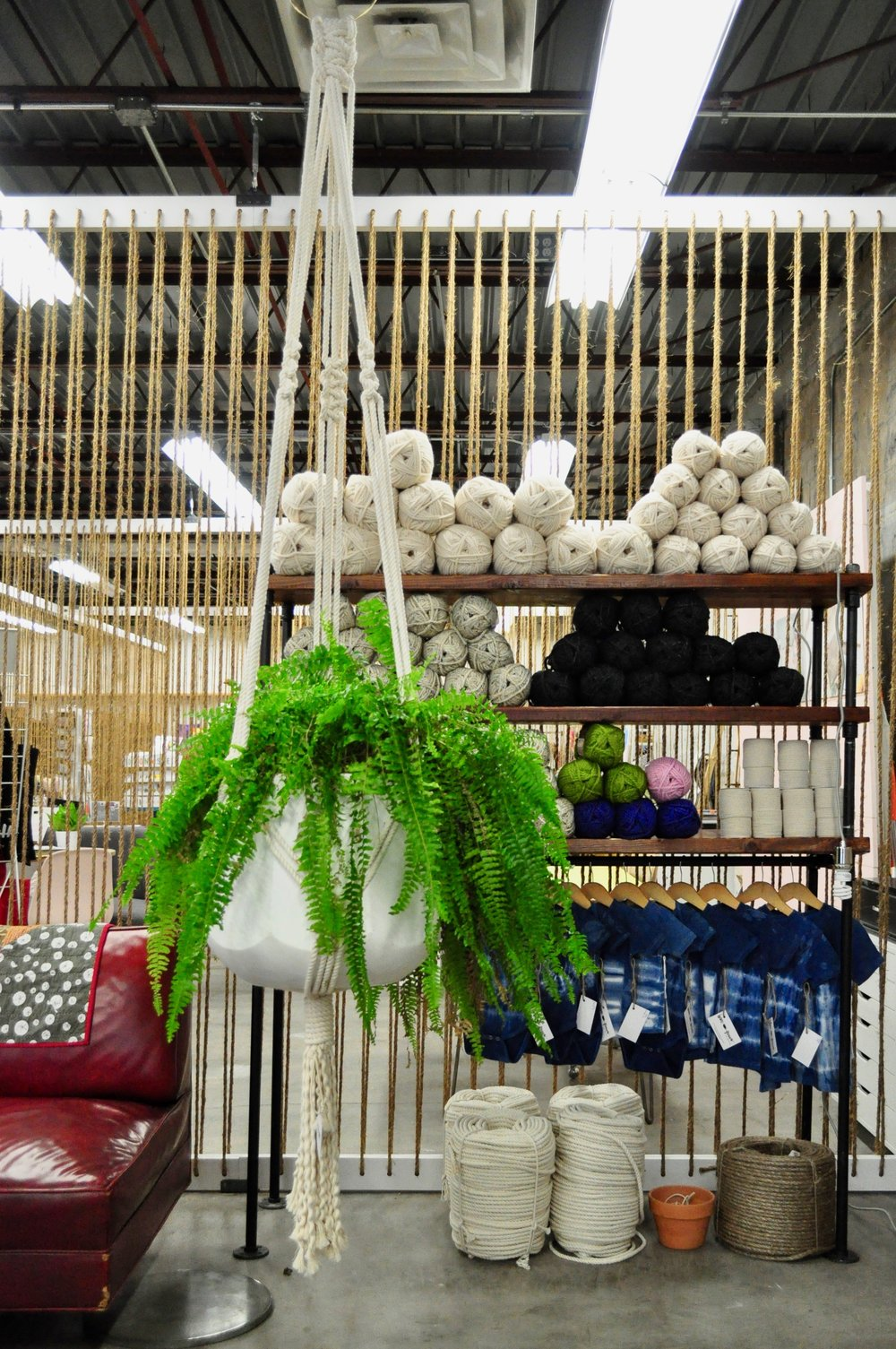 Giant macrame hanging planter patio decor ideas.jpg