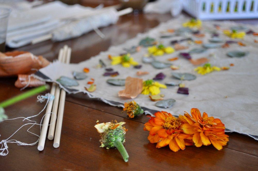Eco Printing Bundle Dye Workshop Tulsa Oklahoma.jpg