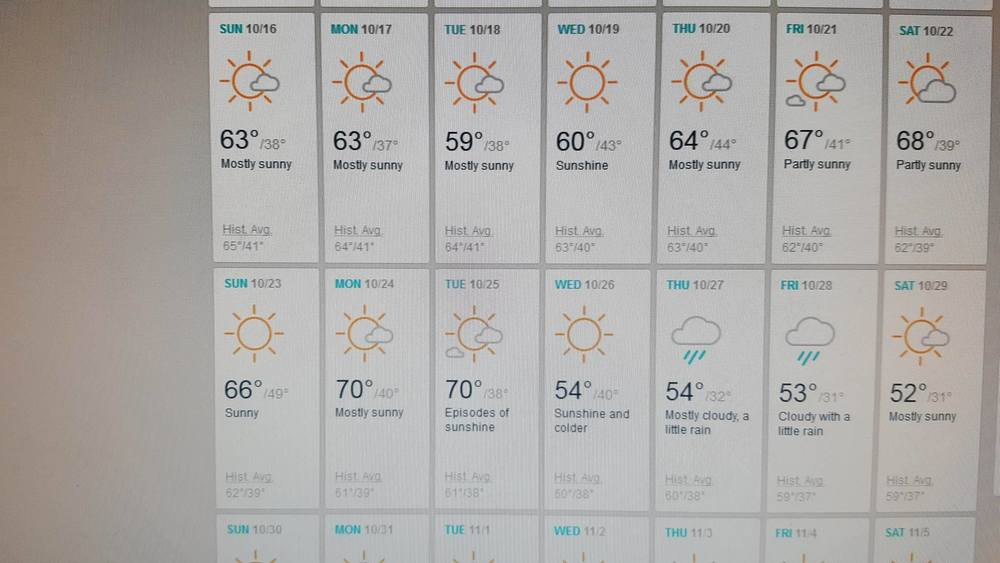 From Accuweather.com