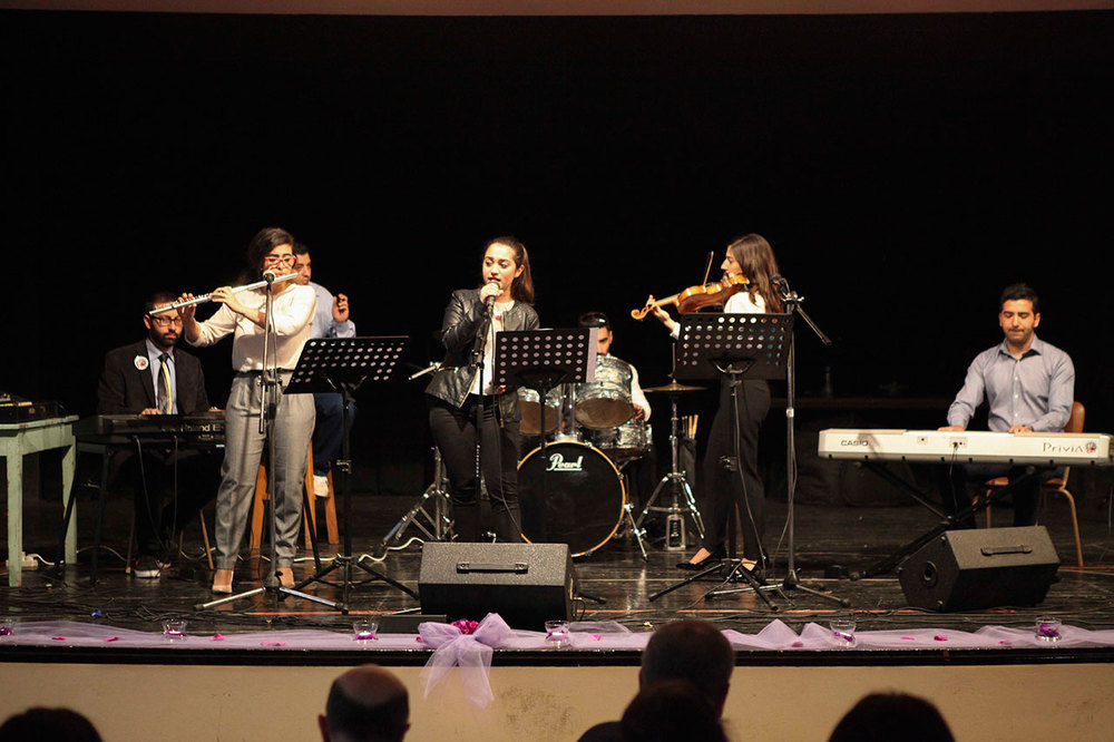 Ashrafieh Church Band
