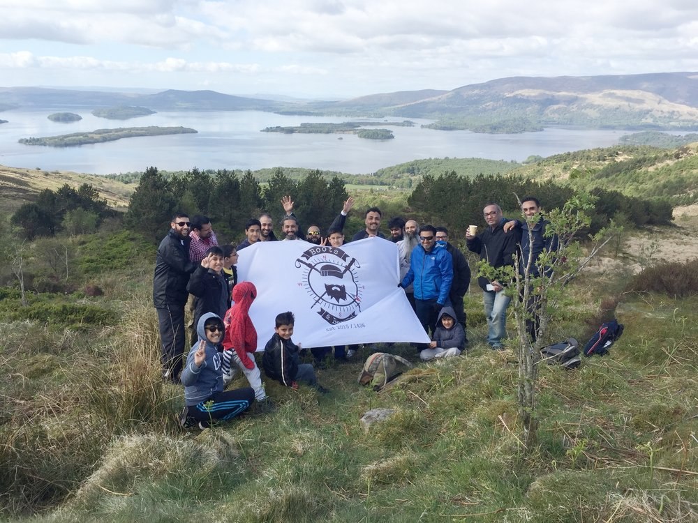 boots and beards hiking club glasgow scotland walking hillwalking mountains cashel BME community.JPG