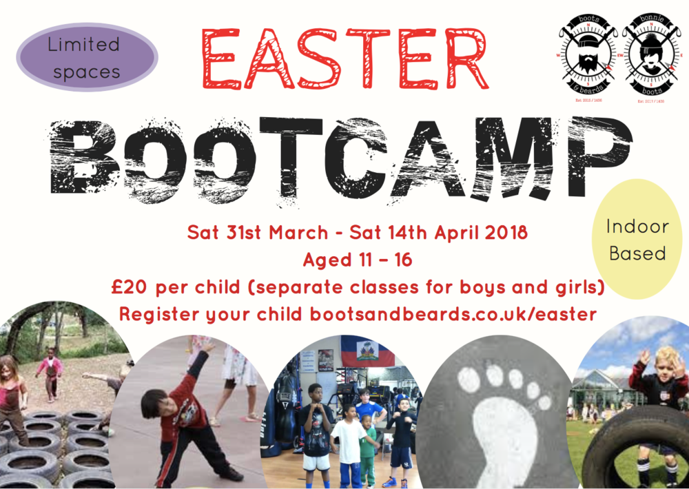 easter bootcamp fitness kids child glasgow scotland BME health.png